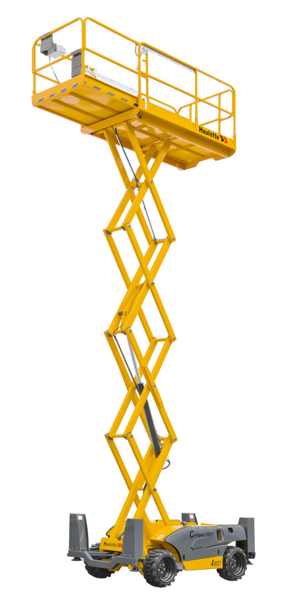 alquiler y venta en valencia paterna parque tecnológico haulotte H18SX plataforma tijera diésel