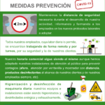 COVID19: MEDIDAS PREVENTIVAS