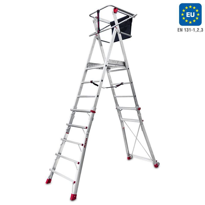 escalera-con-amplia-plataforma-y-altura-regulable